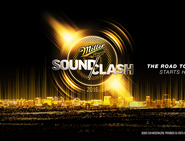 soundclash Miller genuine draft 2016