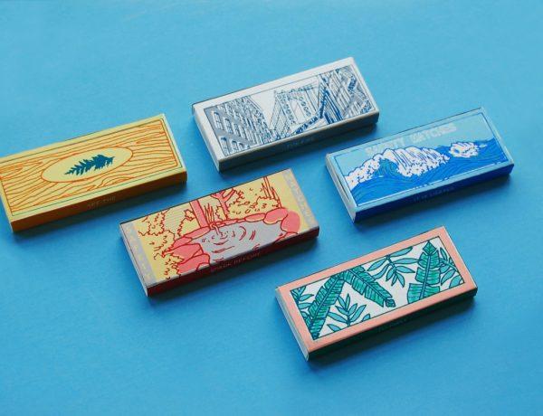 cajas fósforos arte japones keapbk (4)