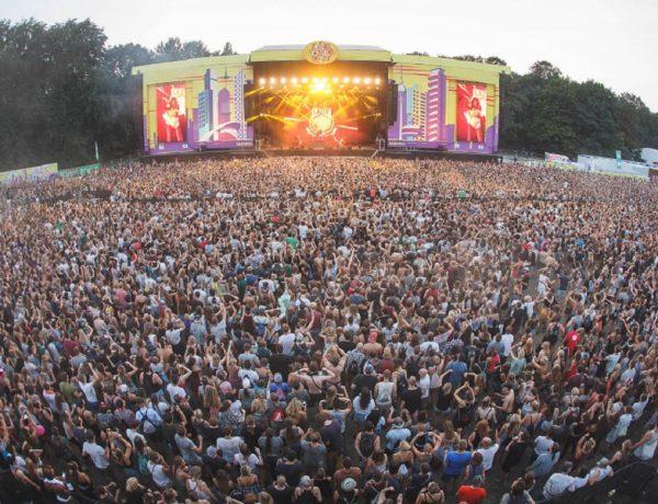 Lollapalooza 2016 - Sonntag