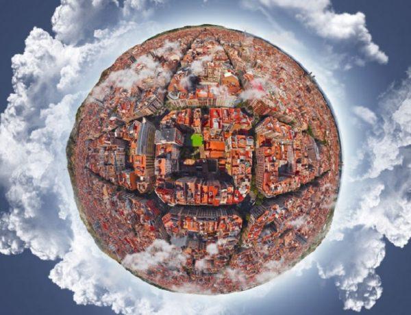 Mini planetas de Janis Petke con Google Earth  (10)