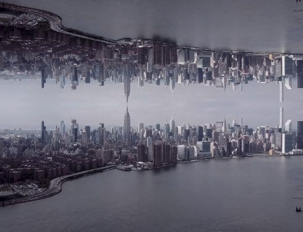 Double Exposure NYC Humza Deas