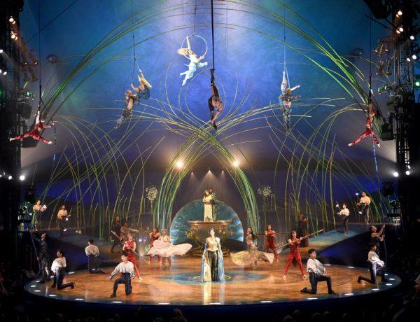 Cirque du Soleil vuelve a Buenos Aires con Amaluna