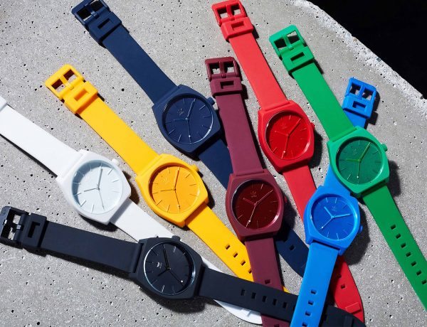 adidas Originals actualiza su colección de relojes Process