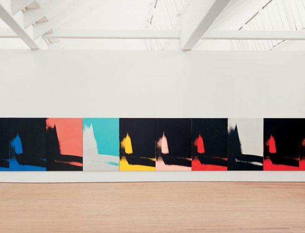 Andy Warhol Shadows Calvin Klein (3)