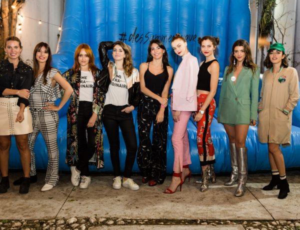 Desiderata presentó su colección Vibrate primavera verano 2019