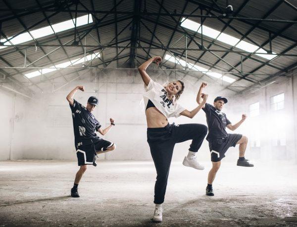 Battle Force mentor - Breakdance - Denise de la Roche