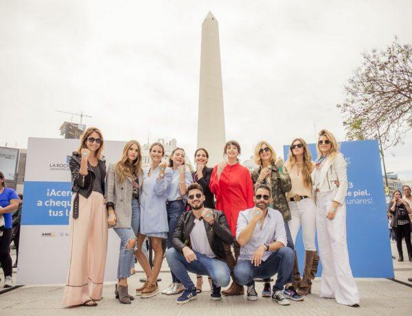 Celebrities - Campaña Salva Tu Piel - La Roche-Posay