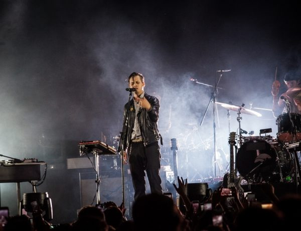 Foster The People se presentó en Obras