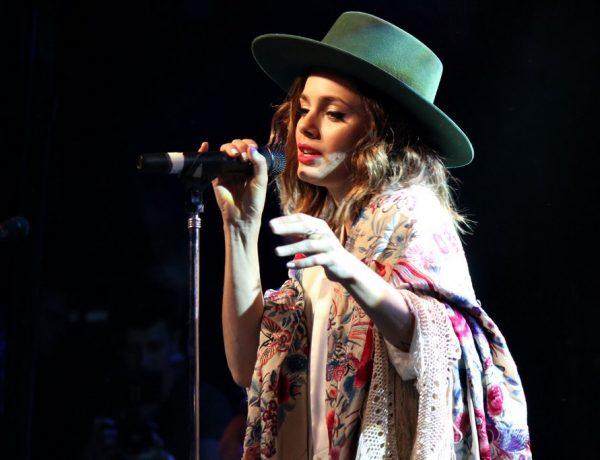 "Natalie Pérez presentó ""Un té de tilo por favor"", su primer trabajo discográfico"