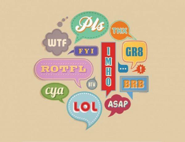 WTF?! FYI, ASAP, TBC y las abreviaturas en inglés más usadas