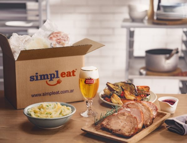 Menú Stella Artois y Simple Eat by Pablo Massey