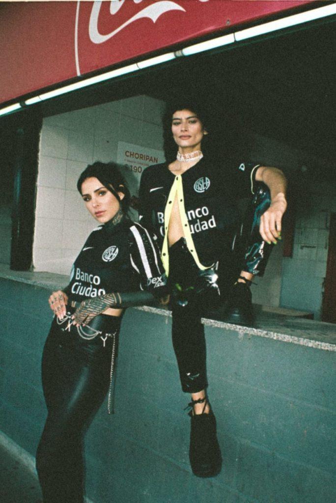 Nike presenta junto a Madness Clothing una edición limitada de la tercera camiseta de San Lorenzo (1)