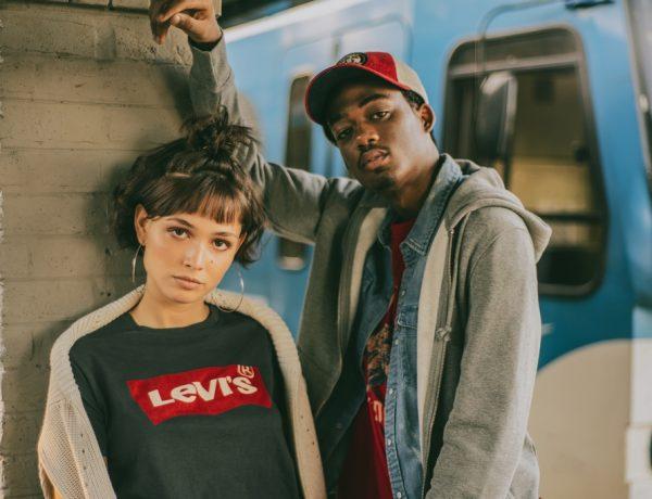 Levi's x loqueva.com