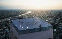 Primera pileta infinity 360 grados en la terraza de un edificio (1)