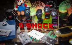 Casio G-Shock GA 140  (1)