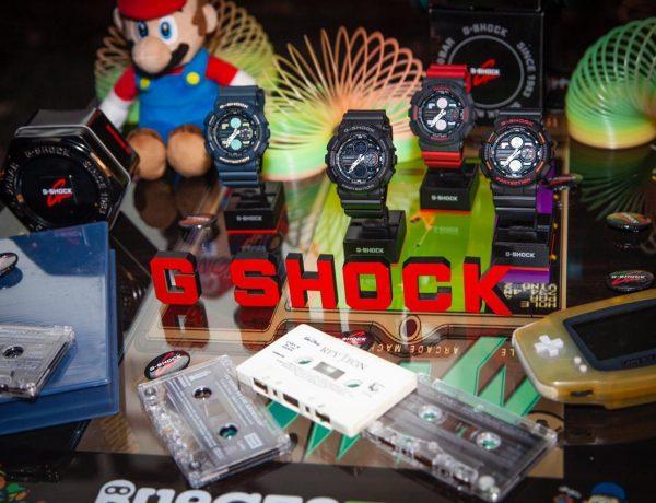 Casio G-Shock GA 140  (1)