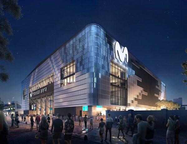 Movistar Arena x loqueva.com