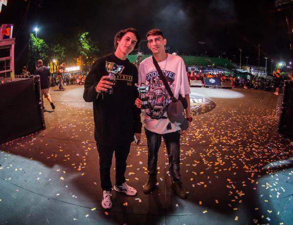 GOD LEVEL Stuart y Jaze son los ganadores de la primera God Level en Argentina (1)