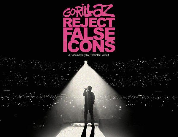 "Gorillaz presenta su nuevo documental ""Gorillaz: Reject False Icons"""