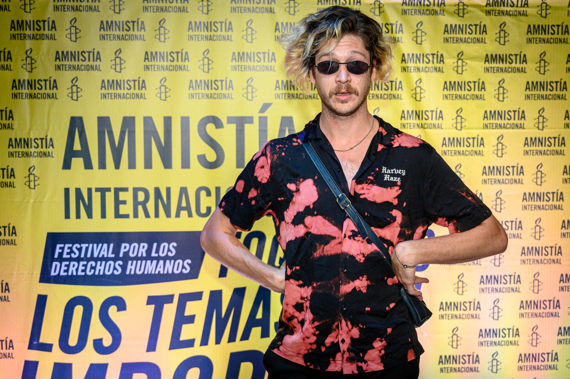 #LosTemasQueImportan, el festival de Amnistía Internacional en el Estadio Obras al aire libre (7)