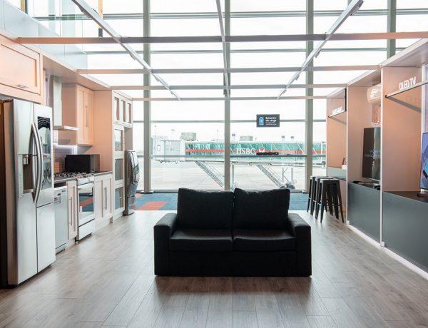 LG presentó LG Smart Home, su casa conectada en el Aeropuerto de Ezeiza (1)