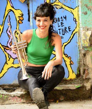 Sol Pereyra presenta Resisto, su quinto trabajo, en La Tangente