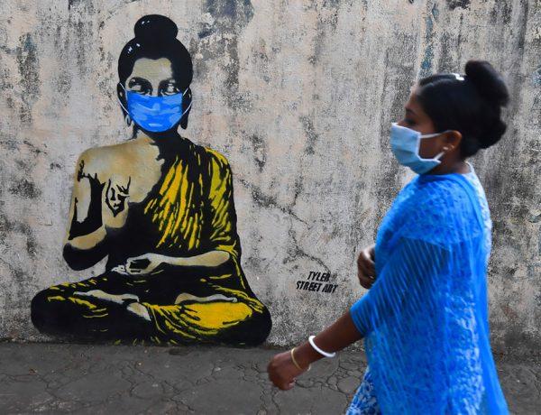 Mumbai. Indranil Mukherjee AFP Photo