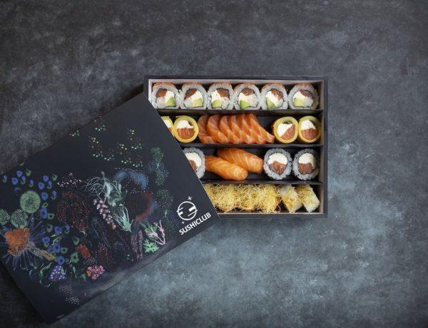 Delivery de SushiClub con 35% de descuento en toda su carta (4)