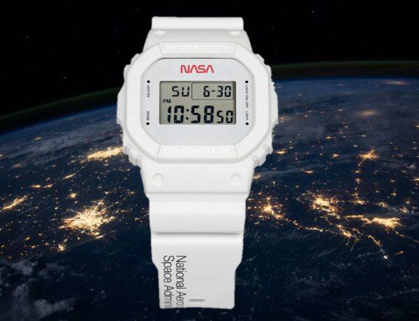 G-Shock DW5600NASA20  NASA LOQUEVA