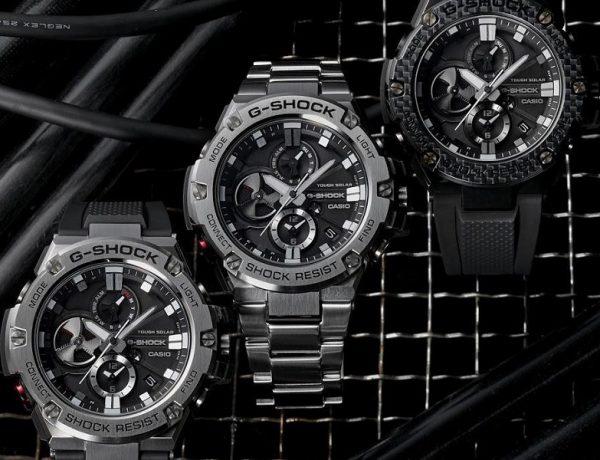 Tu reloj G-Shock también se puede limpiar con agua y jabón lqv