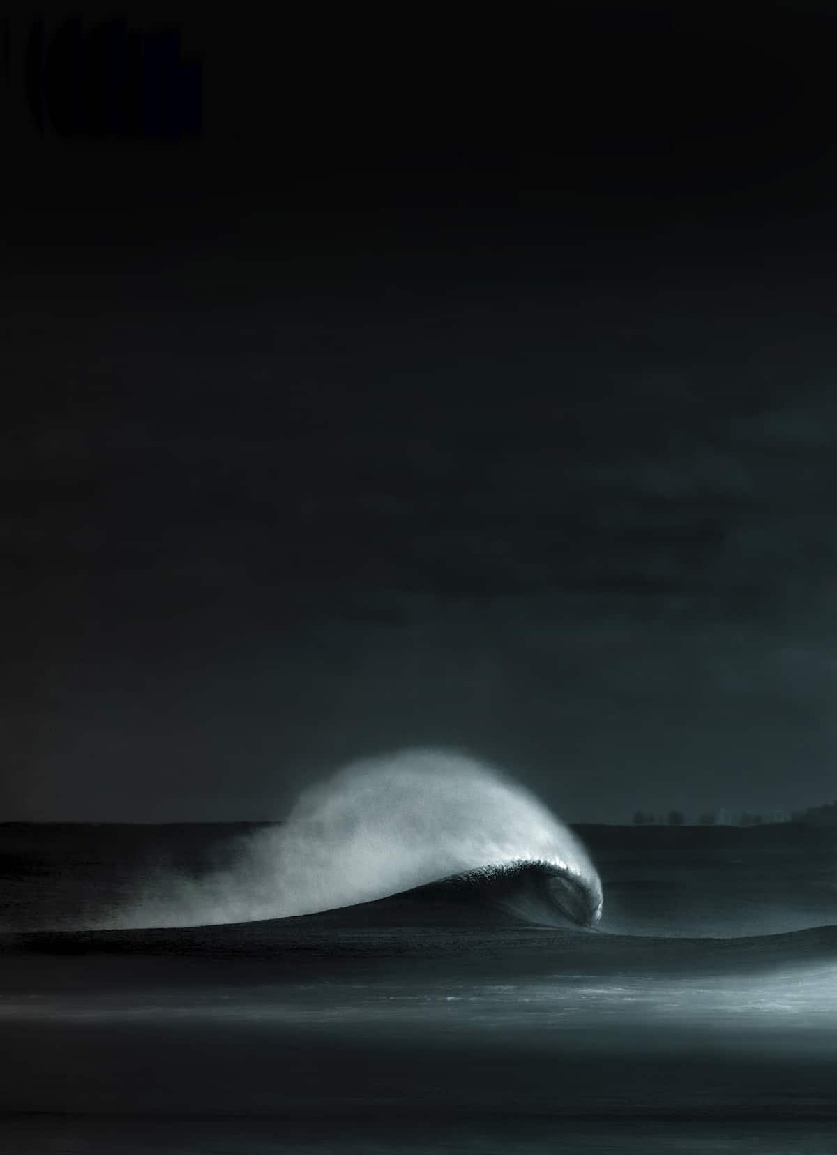 """Flume"" por Paul Smith, Finaliste 2020 Nikon Surf Photography"