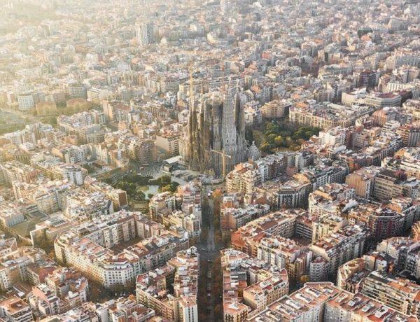 Barcelona aérea drone Marton Mogyorosy loqueva home