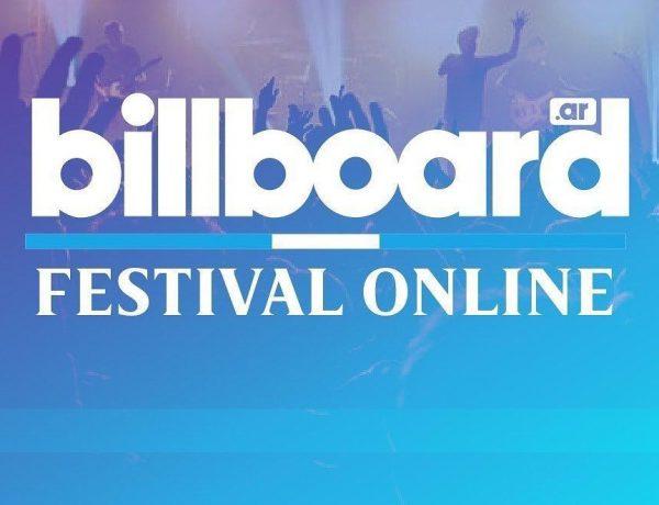 Festival solidario Billboard Argentina en casa Fundacion si loqueva  home