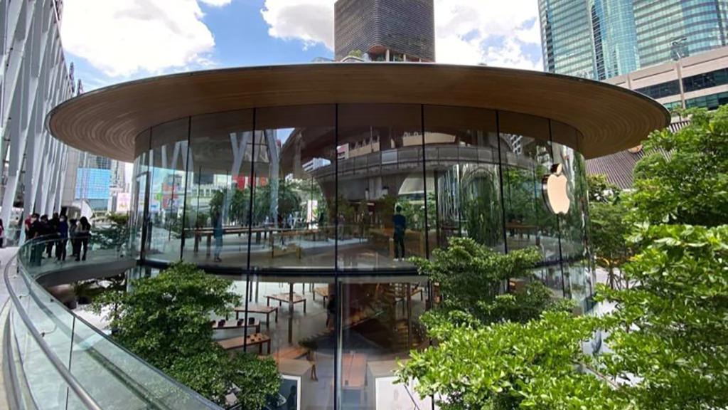 Apple World Center Bangkok Tailandia loqueva (5)