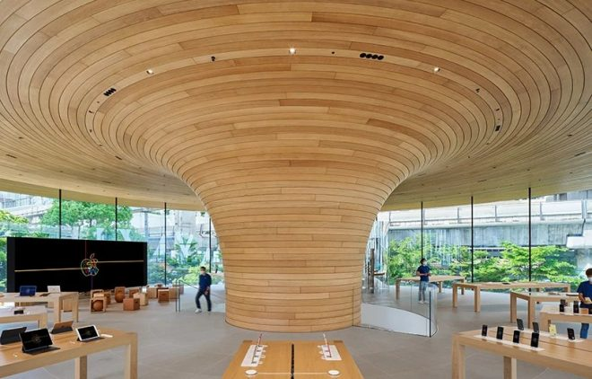 Apple World Center Bangkok Tailandia loqueva (9)