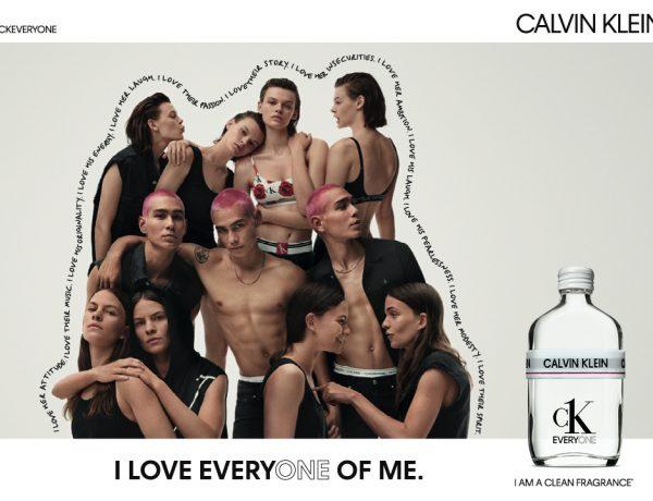 Calvin Klein y la primera fragancia limpia, libre de género y con conciencia ecológica (1)