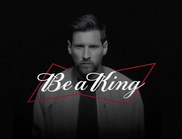 Budweiser es el sponsor global de Lionel Messi (2)