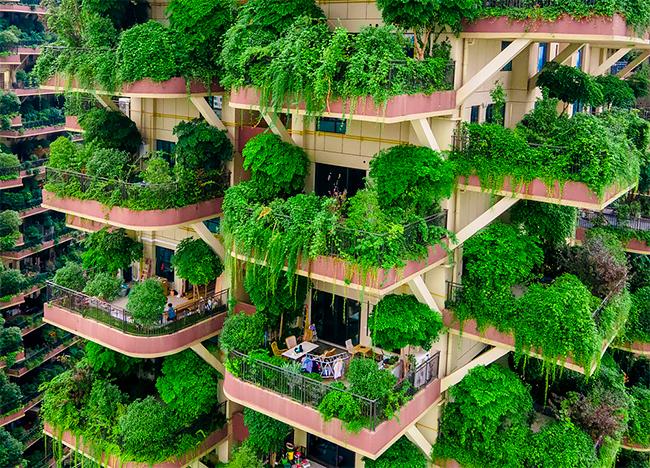 Qiyi City Forest Garden en Chengdu (4)