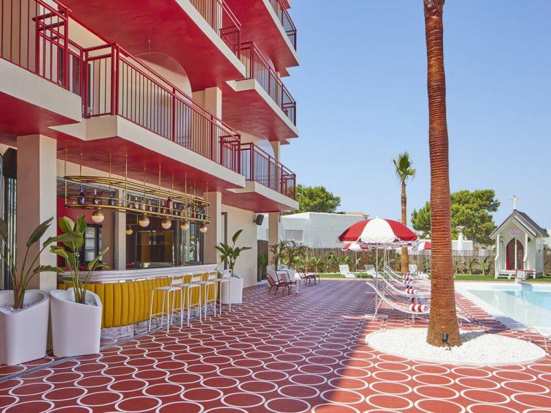 Romeo's, el hotel de Ibiza ideal para tu cuenta de Instagram  (5)