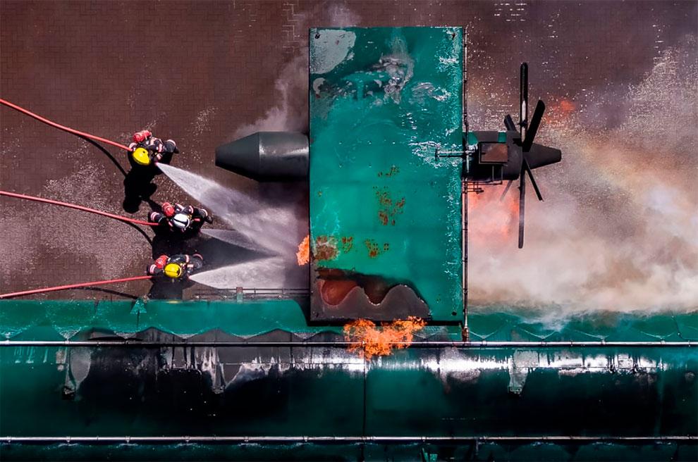 Marc Le Cornu Drone Photo Awards