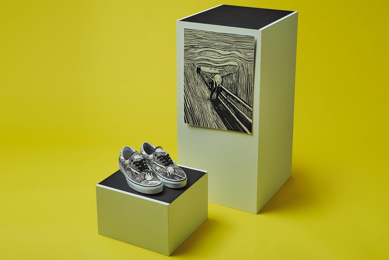 Vans y el MoMA rinden homenaje a cuatro artistas icónicos en su última colaboración (10)