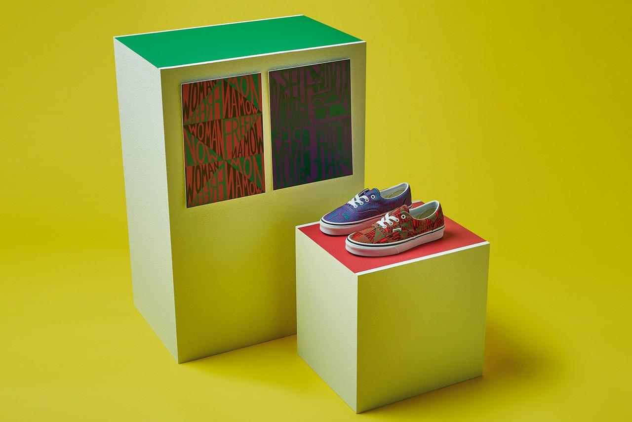 Vans y el MoMA rinden homenaje a cuatro artistas icónicos en su última colaboración (8)