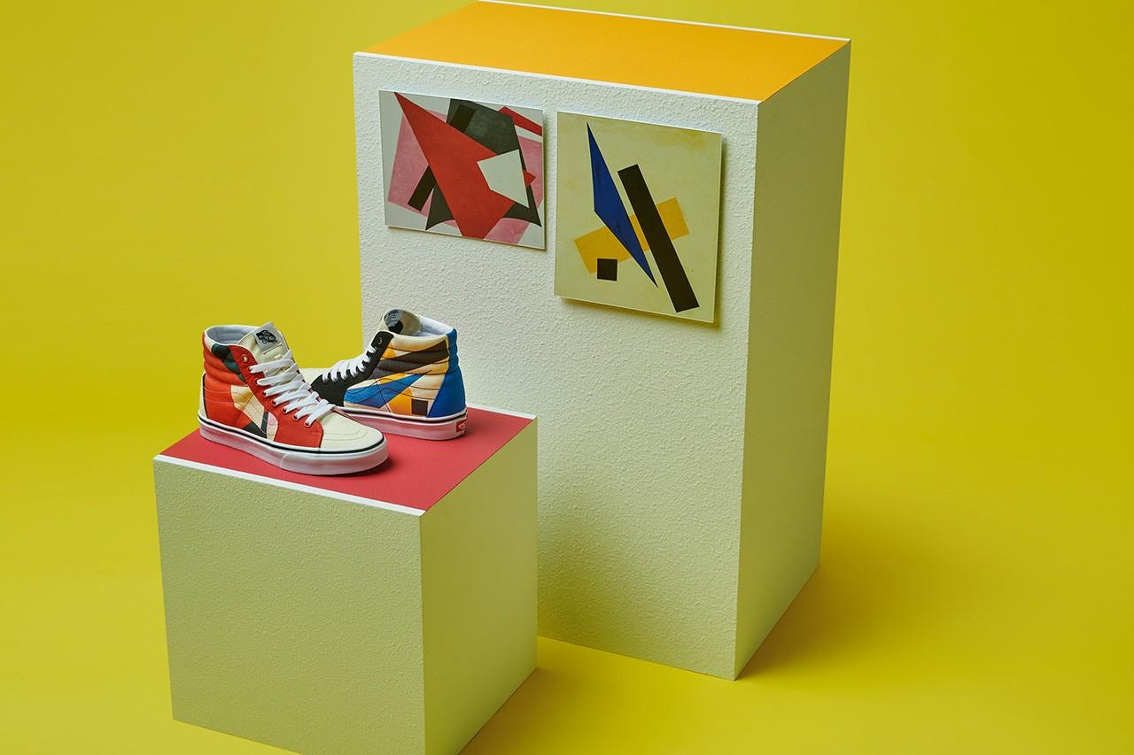 Vans y el MoMA rinden homenaje a cuatro artistas icónicos en su última colaboración (9)