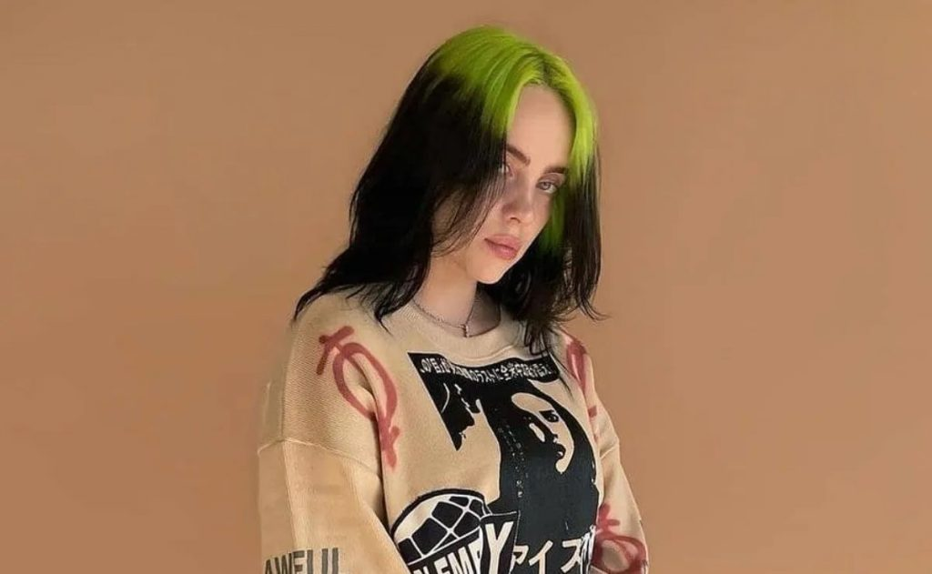 Billie eilish 'Therefore I Am'