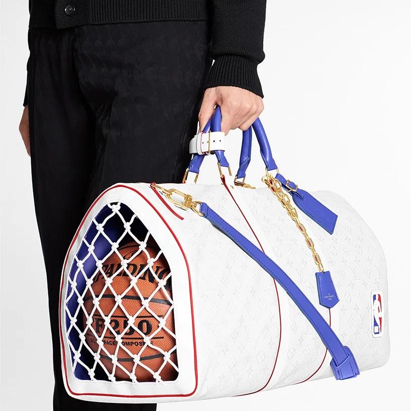 Louis Vuitton y la NBA transformaron el Madison Square Garden experiencia compra virtual (9)