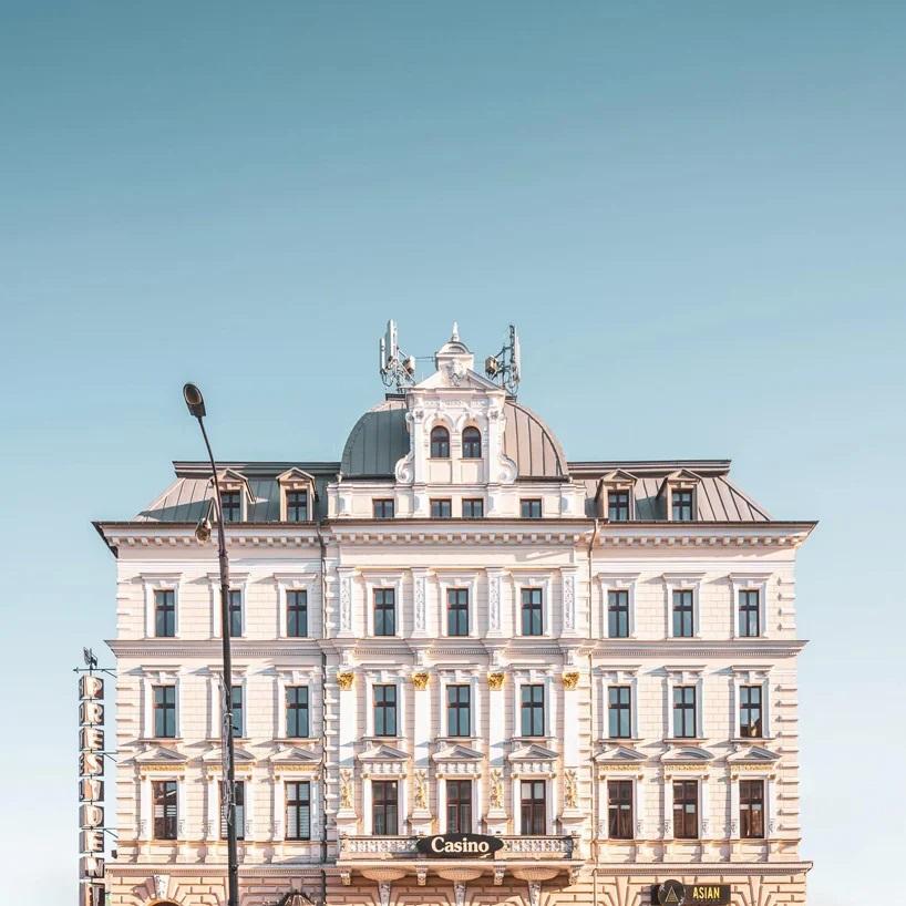 hotel president, Polonia x maciek lulko