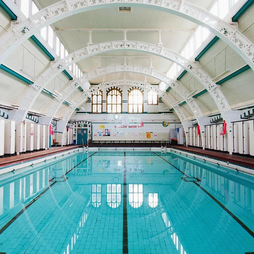 moseley road baths, birmingham, UK x hanny foxhall