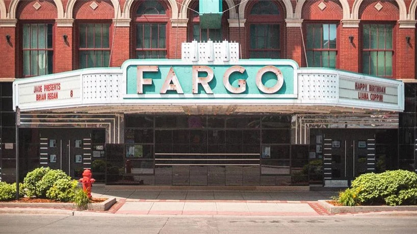 fargo theater, fargo, Dakota del Norte x Simeon Ganev
