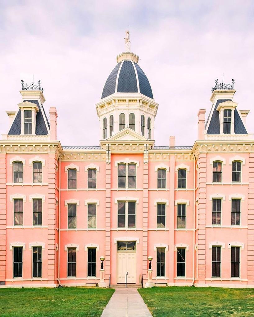 presidio county courthouse, texas, via AWA